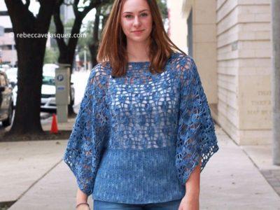 The Star Wars Geek Crochet Top fre pattern