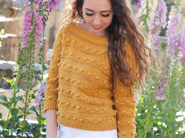 crochet Ronia Top free pattern