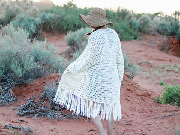 crochet Solstice Sweater free patterns