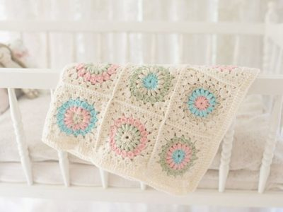 crochet Duchess Blanket Crochet Pattern Baby Blanket