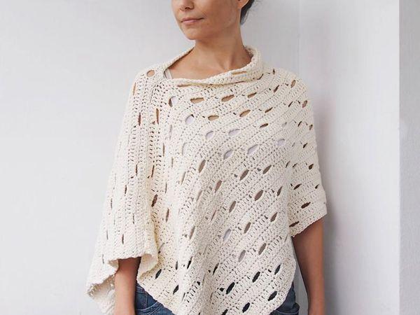 Crochet Wink Poncho Pattern