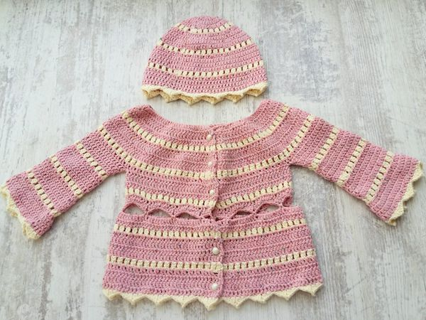 My Little Princess Baby Jacket