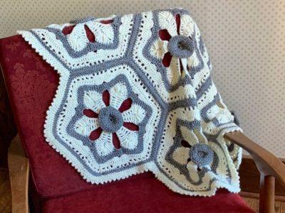 Jewel's Flower Blanket
