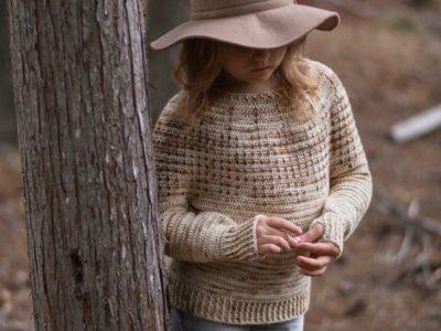 crochet The Prim Sweater free pattern