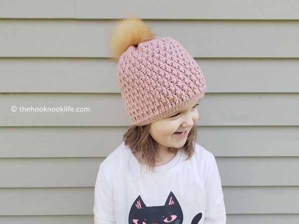 crochet The Alpine Beanie free pattern