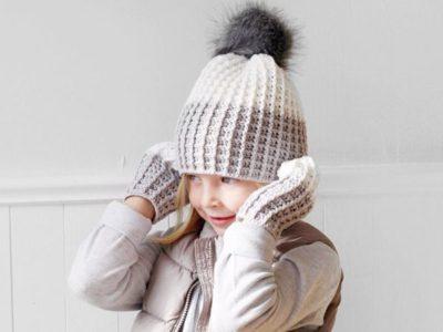 Watson Waffle Crochet Hat easy pattern