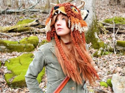 crochet Forest Guide Hat free pattern