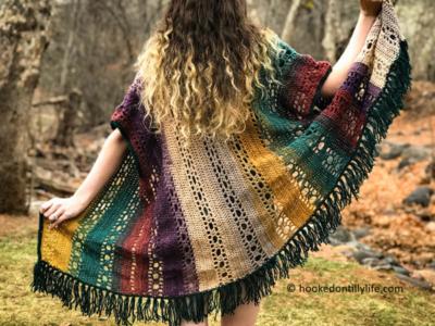 crochet The Genesis Cardigan free pattern
