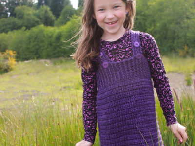 crochet Coras Jumper easy pattern