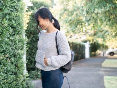 crochet Dreamer Sweater free pattern