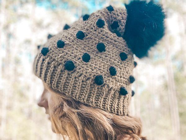crochet Sojourner Beanie free pattern
