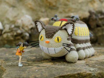 crochet Totoro Doll amigurumi easy pattern