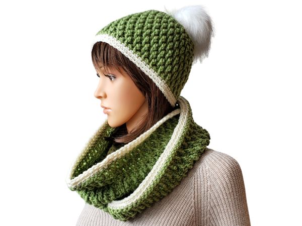 crochet Veronica Hat free pattern