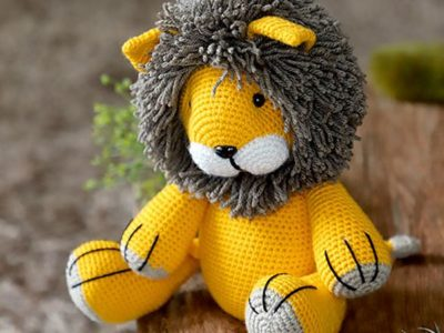 crochet Leon Lion Amigurumi free pattern
