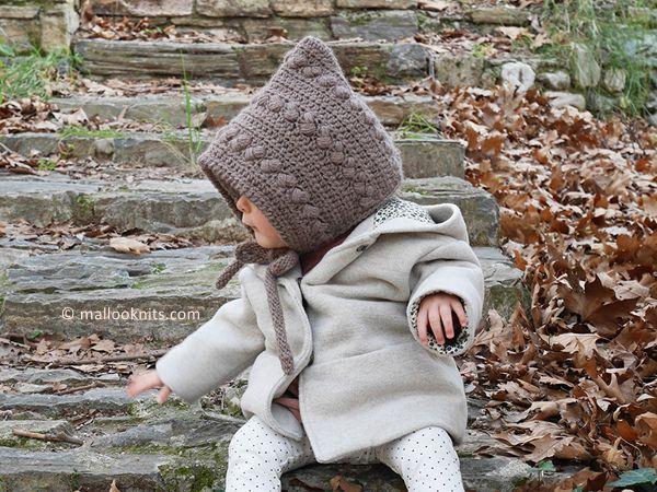 crochet PIXIE HAT free pattern