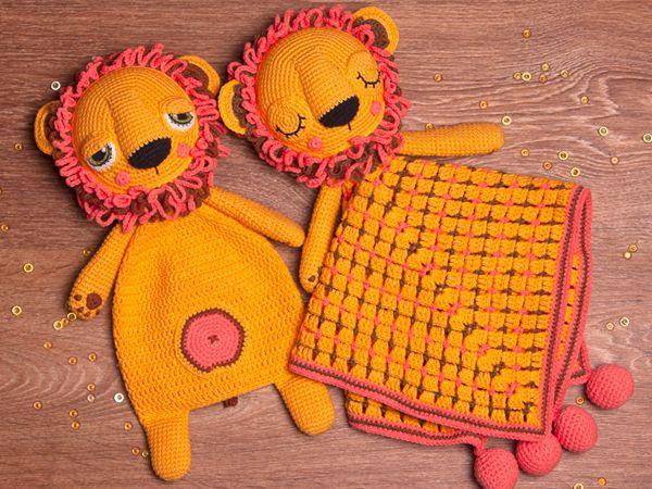 crochet Lionet Lovey Lionet Ragdoll easy pattern
