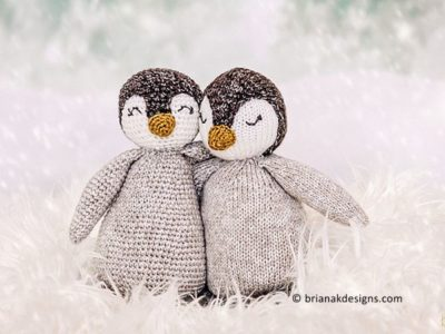 crochet Penguin Buddy free pattern