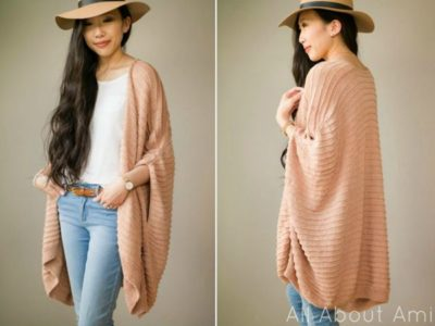 crochet Dawn Cape free pattern
