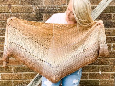 crochet Hayden Wrap free pattern