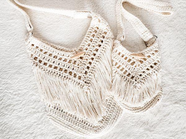 crochet Isla Purse free pattern