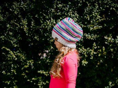 crochet Aurora Slouch free pattern