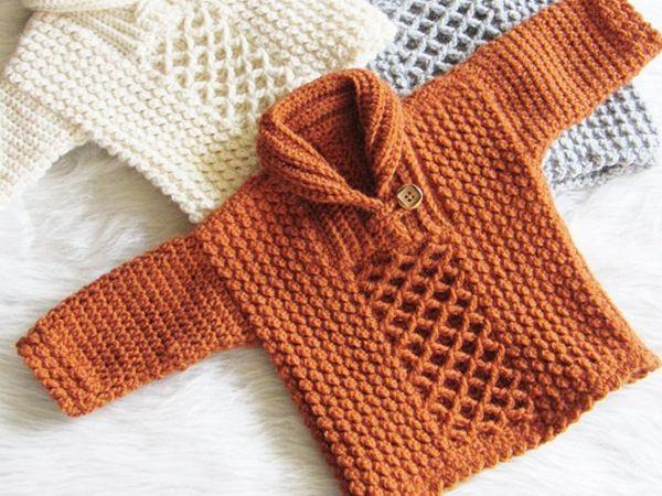 crochet Bentley Sweater easy pattern