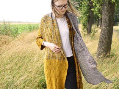 crochet Essence of Summer Wrap free pattern