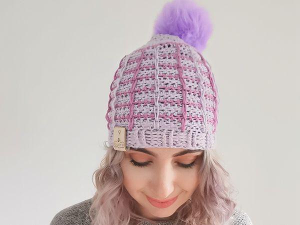 crochet Theodosia Truboo Beanie free pattern