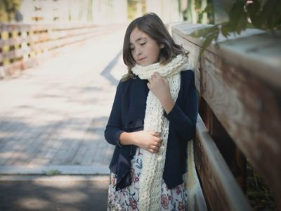 crochet Sweater Weather Cozy Scarf free pattern