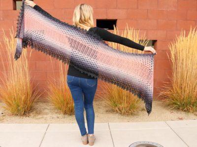 crochet Its a Beautiful Whirled Wrap free patterns