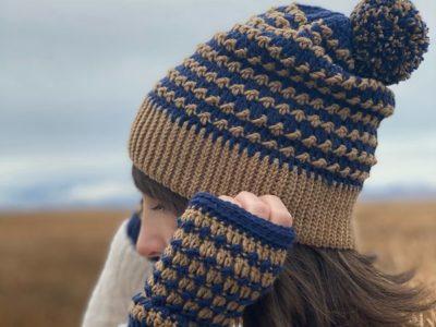 crochet The Midnight Dunes Set free pattern