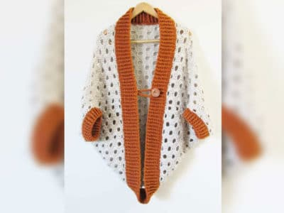 Easy Cardigan for Beginners