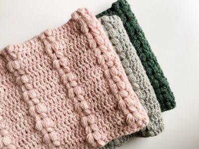 crochet Agatha Cowl free pattern