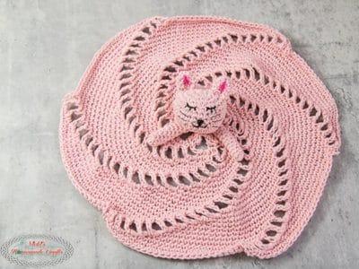 Spiral Kitty Lovey