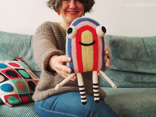 crochet Willbe Okey Amigurumi free pattern