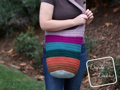 crochet Alix Bag free pattern