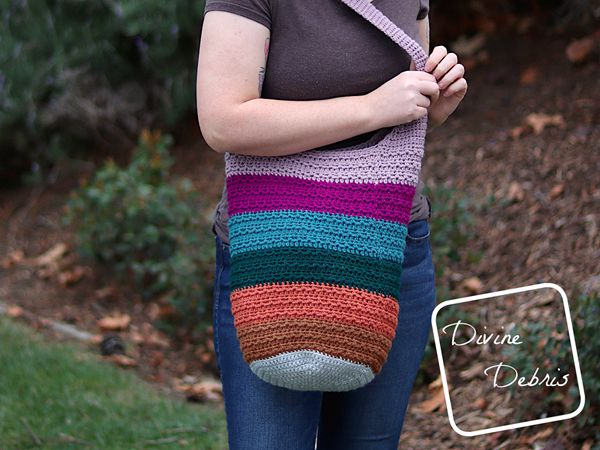 crochet Alix Bag free pattern