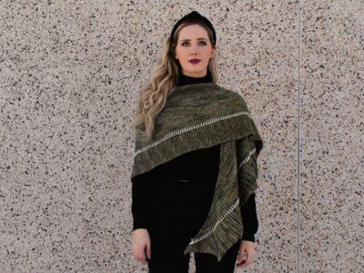 crochet Hazeldell Wrap free pattern