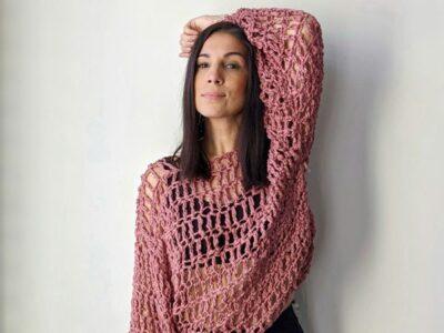 crochet TRIPLE TOP free pattern