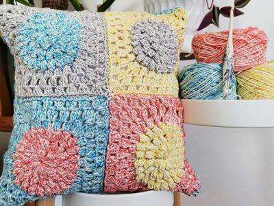 Tourmaline Pillow