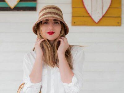 crochet Bucket sun Hat easy pattern