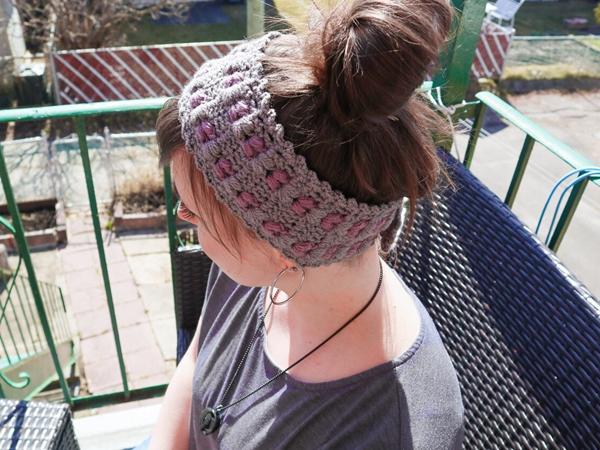 crochet HEARTS DESIRE HEADBAND free pattern