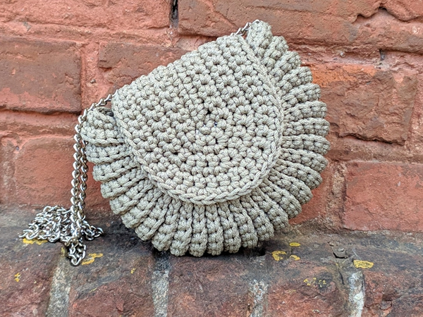 crochet Oreo Bag easy pattern