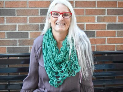 crochet Ornamental Shawlette Shawl free pattern