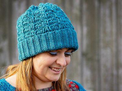 crochet Neo Mint Hat free pattern