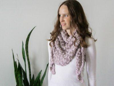 crochet Opi Shawl free pattern